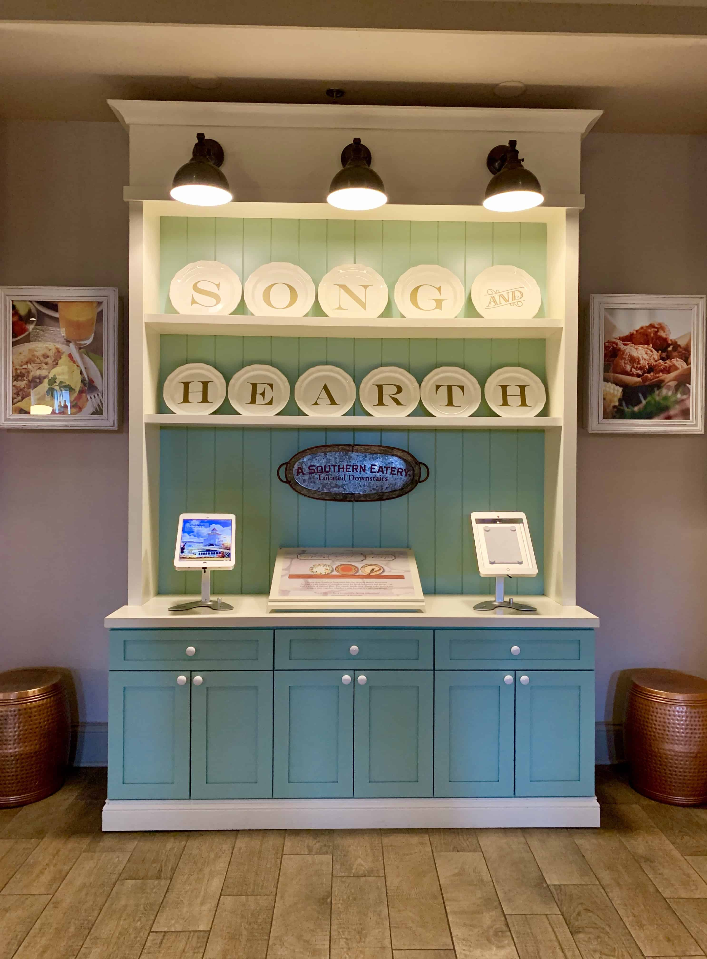 Dollywood's DreamMore Resort Song and Hearth