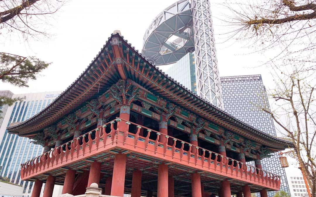 Eight Things to do in Seoul